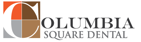 Columbia Square Dental Logo